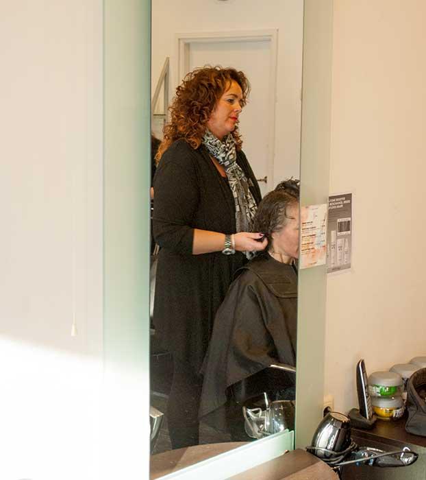 Werken bij Nanja Hairstyling